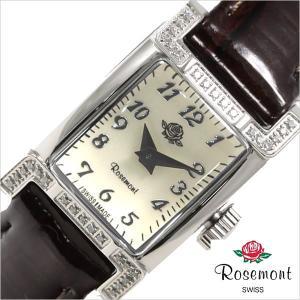 ロゼモン 腕時計 Rosemont 時計 RS-25-03BR レディース hstyle