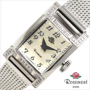 ロゼモン 腕時計 Rosemont 時計 RS-25-03MT レディース hstyle