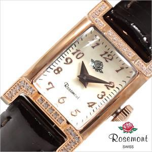 ロゼモン 腕時計 Rosemont 時計 RS-25-05B レディース hstyle