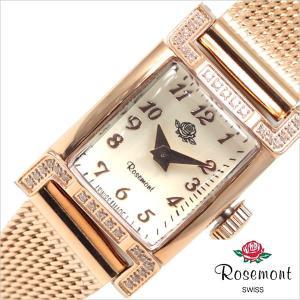 ロゼモン 腕時計 Rosemont 時計 RS-25-05MT レディース hstyle