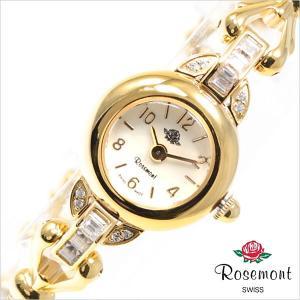 ロゼモン 腕時計 Rosemont 時計 RS-31-01MT レディース hstyle