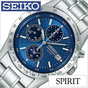 セイコー 腕時計 SEIKO 時計 スピリット SBTQ071 メンズ|hstyle