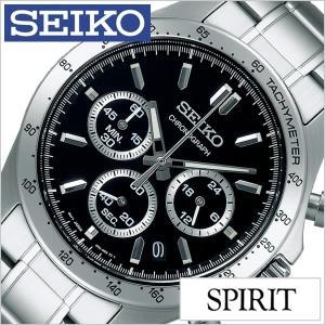 セイコー 腕時計 SEIKO 時計 スピリット SBTR013 メンズ|hstyle