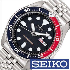 セイコー SEIKO 腕時計 ダイバー ズ メンズ時計 SKX009KD セール|hstyle