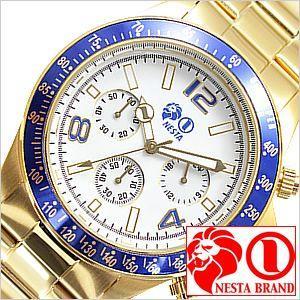 ネスタブランド 腕時計 NESTA BRAND ソウルマスター SM42YG2 メンズ セール|hstyle