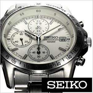 セイコー SEIKO 腕時計 クロノグラフ メンズ時計 SND363PC セール|hstyle