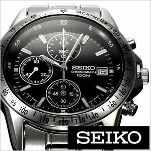セイコー SEIKO 腕時計 クロノグラフ メンズ時計 SND367PC セール|hstyle