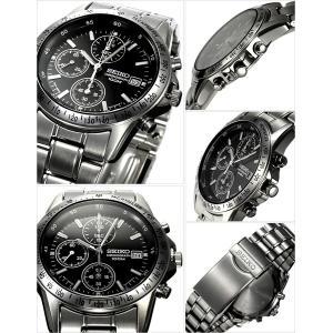 セイコー SEIKO 腕時計 クロノグラフ メンズ時計 SND367PC セール 社会人|hstyle|03
