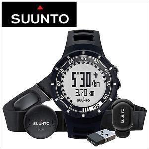 スント ジャパン 腕時計 SUUNTO JAPAN 時計 クエスト ランニング パック ブラック SS018156000 メンズ レディース ユニセックス 男女兼用 hstyle