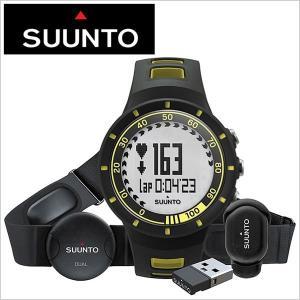 スント ジャパン 腕時計 SUUNTO JAPAN 時計 クエスト ランニング パック イエロー SS019155000 メンズ レディース ユニセックス 男女兼用 hstyle