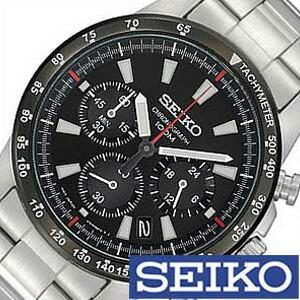 セイコー 腕時計 SEIKO クロノグラフ SSB031PC メンズ セール|hstyle