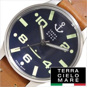 テッラ チェロ マーレ 腕時計 TERRA CIELO MARE 時計 シーレ TC7064AC3PA メンズ hstyle