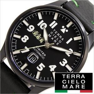 テッラ チェロ マーレ 腕時計 TERRA CIELO MARE 時計 アヴィアトーレ マーク ツー リミテッド TC7103LIM3PA メンズ hstyle