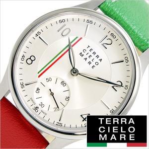 テッラ チェロ マーレ 腕時計 TERRA CIELO MARE 時計 トリコローレ TC7150AC2PA メンズ レディース ユニセックス 男女兼用 hstyle