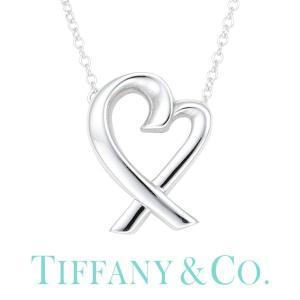 ラビングハート パロマピカソ X ティファニー ネックレス Tiffany&co ジュエリー Paloma Picasso レディース 33834764|hstyle