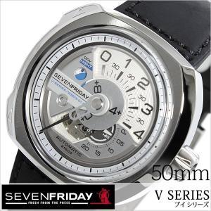 セブンフライデー 腕時計 SEVENFRIDAY 時計 ブイ シリーズ V1-01 メンズ|hstyle