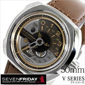 セブンフライデー 腕時計 SEVENFRIDAY 時計 ブイ シリーズ V2-01 メンズ|hstyle