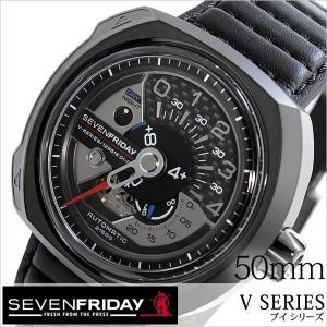 セブンフライデー 腕時計 SEVENFRIDAY 時計 ブイ シリーズ スピード V3-01-SPEEDO メンズ|hstyle