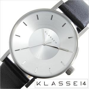 クラス 14 腕時計 KLASSE14 時計 クラス フォーティーン ヴォラーレ VOLARE MARIO NOBILE メンズ レディース シルバー VO14SR001W