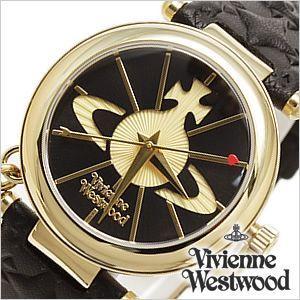 ヴィヴィアン ウェストウッド 腕時計 Vivienne Westwood TIME MACHINE VV006BKGD レディース セール|hstyle