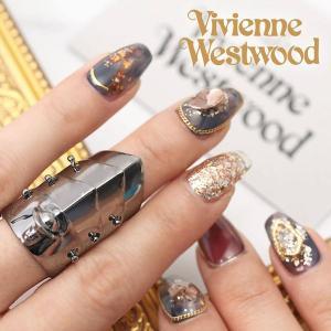 ヴィヴィアン リング アーマーリング ブラック 指輪 ヴィヴィアン ウエストウッド Vivienne Westwood ARMOUR レディース 女性|hstyle