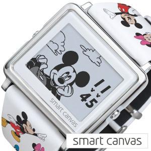 スマートキャンバス腕時計 EPSON 腕時計 エプソン 時計 ミッキー Mickey&Friends W1-DY3045L|hstyle