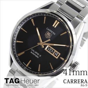 タグ ホイヤー 腕時計 TAG Heuer 時計 カレラ キャリバー5 WAR201C-BA0723 メンズ|hstyle