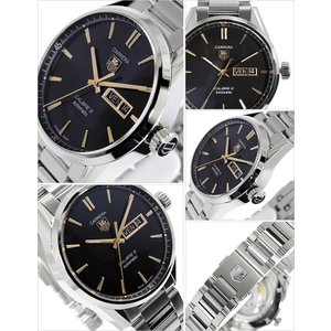 タグ ホイヤー 腕時計 TAG Heuer 時計 カレラ キャリバー5 WAR201C-BA0723 メンズ|hstyle|03