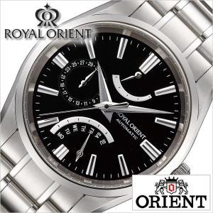 オリエント 腕時計 ORIENT 時計 ロイヤルオリエント WE0011JD メンズ|hstyle