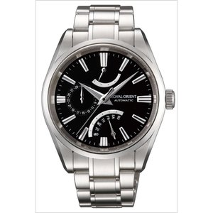 オリエント 腕時計 ORIENT 時計 ロイヤルオリエント WE0011JD メンズ|hstyle|02