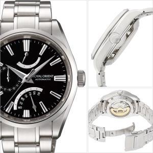 オリエント 腕時計 ORIENT 時計 ロイヤルオリエント WE0011JD メンズ|hstyle|03