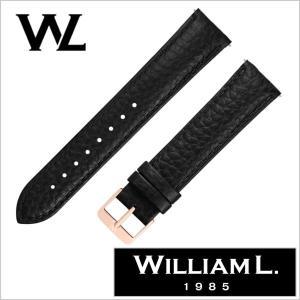 9dbfbd12dbd6 ウィリアムエル 時計ベルト William L 1985 WLSBBIPRG20 メンズ レディース