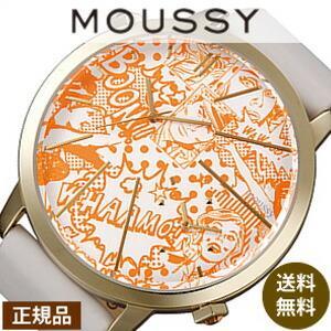 マウジー 腕時計 MOUSSY 時計ビッグ ケース WM0061QC メンズ レディース ユニセックス 男女兼用|hstyle