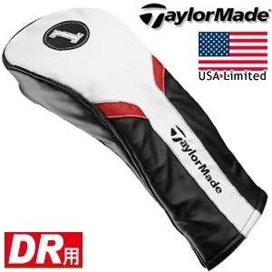 Taylor Made テーラーメイド TM17  2017 USモデルヘッドカバー ドライバー用  460cc対応 ゴルフコンペ景品 賞品 ゴルフ用品 ゴルフ ヘッドカバー ギフト