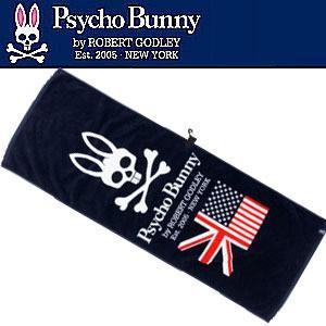Psycho Bunny/サイコバニー ゴルフ タオル L ...