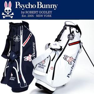 Psycho Bunny サイコバニー 2017年モデル PBMG7SC2 WIT SB スタンドバッグ