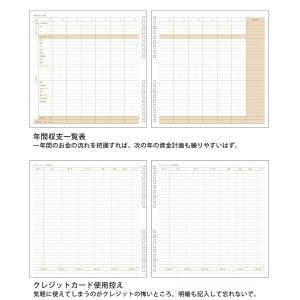 家計簿 ハウスキーピングブック パヴォ [CP014]|htdd|07
