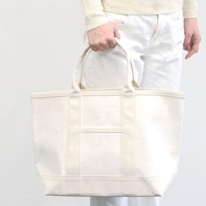 中川政七商店 手織り麻と帆布のトート