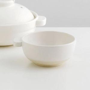 かもしか道具店の土鍋と一緒にお使いいただくのにぴったりな、ほっこりとした形の呑水(とんすい)です。取...