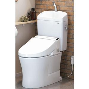 TOTO ピュアレストQR(壁排水タイプ) 組合せ便器+手洗付きタンクセット CS230BP+SH231BA(便座無し)|htsy