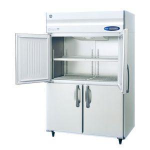 【新品・送料無料・代引不可】ホシザキ 業務用冷蔵庫 [ 薄型・ワイドスルー ] HR-120ZT-ML(旧HR-120XT-ML) [W1200×D650×H1890mm]|htsy