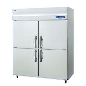 【新品・送料無料・代引不可】ホシザキ 業務用冷蔵庫 [ 薄型 ] HR-150ZT(旧HR-150XT) [W1500×D650×H1890mm]|htsy