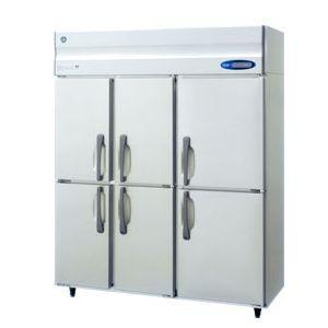 【新品・送料無料・代引不可】ホシザキ 業務用冷蔵庫 [ 薄型・6ドア ] HR-150ZT-6D(旧HR-150XT-6D) [W1500×D650×H1890mm]|htsy
