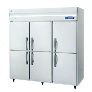 【新品・送料無料・代引不可】ホシザキ 業務用冷蔵庫 [ 薄型 ] HR-180ZT(旧HR-180XT) [W1800×D650×H1890mm]|htsy