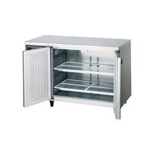 【新品・送料無料・代引不可】ホシザキ 業務用ワイドスルーコールドテーブル冷蔵庫 RT-120SDF-ML(旧RT-120SDE-ML) [幅1200×奥行750×高さ800] htsy