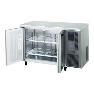 【新品・送料無料・代引不可】ホシザキ業務用ワイドスルーコールドテーブル冷蔵庫(右ユニットタイプ)RT-120SDF-RML(旧RT-120SDE-RML)[幅1200×奥行750×高さ800] htsy