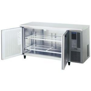 【新品・送料無料・代引不可】ホシザキ業務用ワイドスルーコールドテーブル冷蔵庫(右ユニットタイプ)RT-150SDF-RML(旧RT-150SDE-RML)[幅1500×奥行750×高さ800] htsy