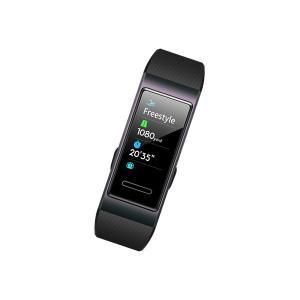 ・心拍数を日常的に計測。カラー有機ELタッチスクリーン ・シンプルかつカラフルなデザインを採用 ・指...