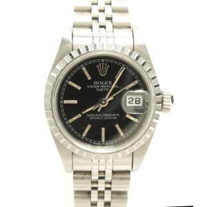 34a80ca3f1 ロレックス 腕時計 デイトジャスト 自動巻き 69240 レディース ROLEX 中古