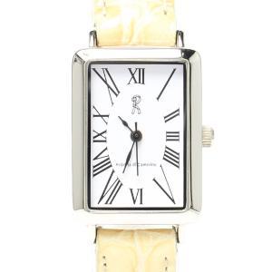 ロベルタディカメリーノ 腕時計 クォーツ ホワイト RCS8008 レディース ROBERTA DI...